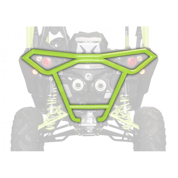 Back Bumper Can Am Maverick XDS / XRS 1000 Turbo grün