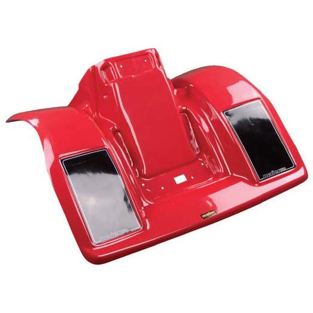 Rear fender fighting red ATC250R 85-86