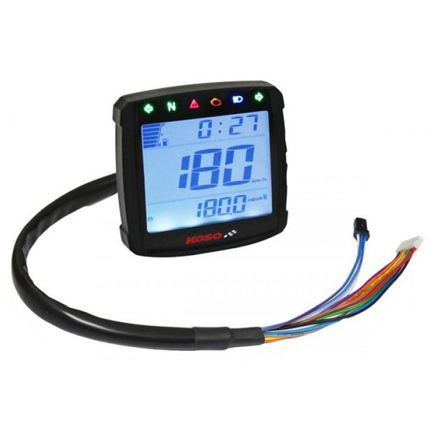 Koso speedometer for motorcycle ATV scooter