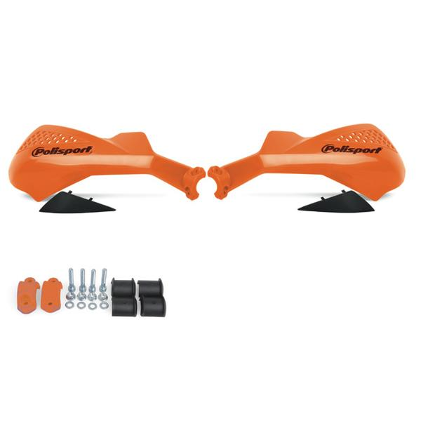 Hand protector Quad, Enduro, Moto Cross, ATV orange (KTM)...
