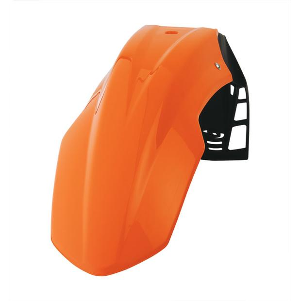 Front fender KTM orange FreeFlow Enduro, Moto Cross