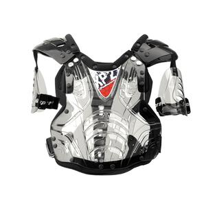 Chest Protector XP2 for children black - smoke