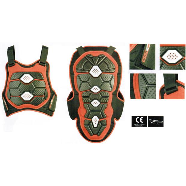 Protect Plus Chest protector size: S-M