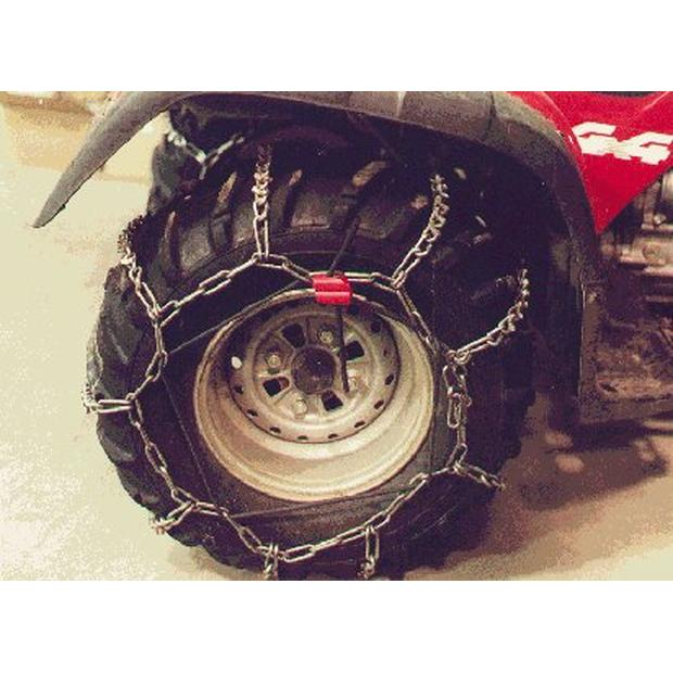 snow chains for all sizes by ATV and Quad
