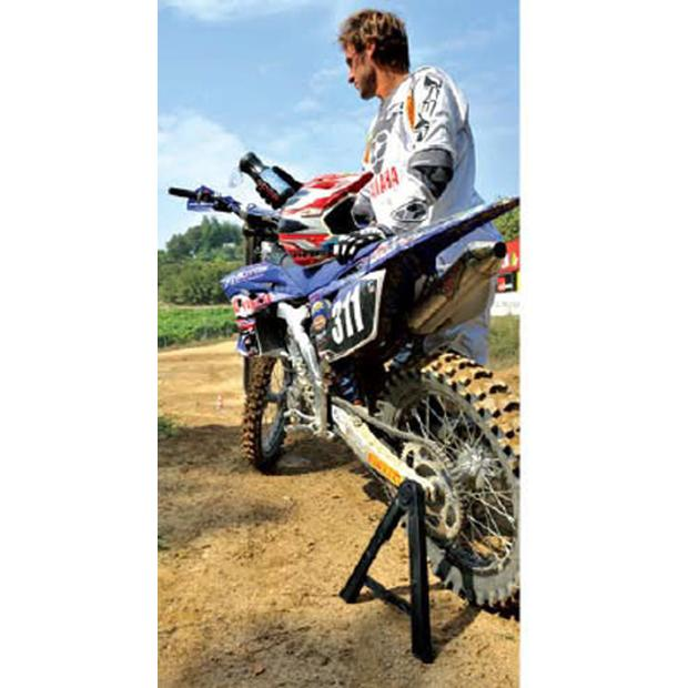 Bike stand for motorcycle, Motocross