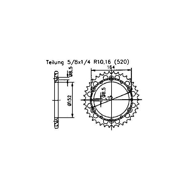 1974 Yamaha Dt 125 Wiring Diagram also Kettenrad Z38 XT500 YZ250 125 DT400MX TT600 WR400 WRZ400 250 additionally Wiring Diagram For A 1979 Yamaha Dt 125 also Yamaha Dt250 Wiring Diagram likewise 1974 Yamaha Dt360 Wiring Diagram. on yamaha dt 125 mx wiring diagram
