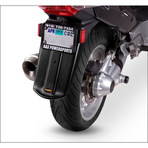 BMW R 1200 RT rear fender extension
