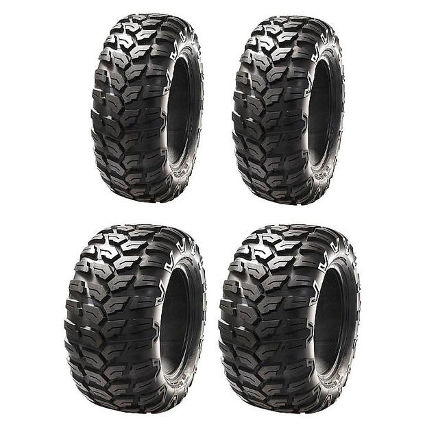 Tire 25x10R-12 - 25x8R-12 4pcs. SET radial