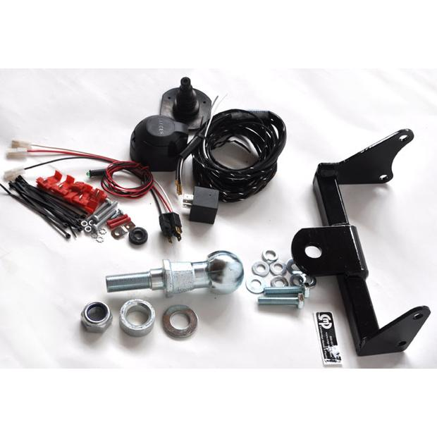 Ball Hitch Trailer hitch kit Kawasaki KFX 700,  KVF 650 -...