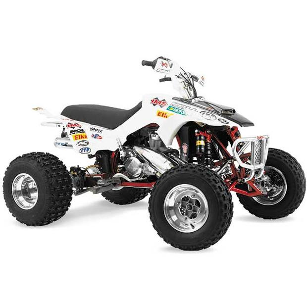 Wheel 10x10-110 aluminium Quad ATV Douglas