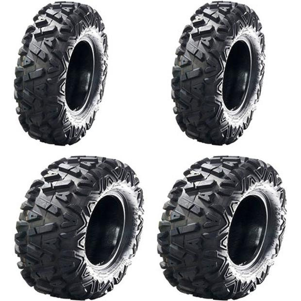 Tire Honda 24x8-12 65J & 24x10-11 65J SUN 4pcs. SET