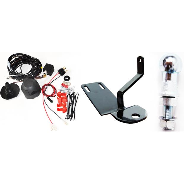 Ball Hitch Trailer hitch kit Honda TRX300EX TRX250