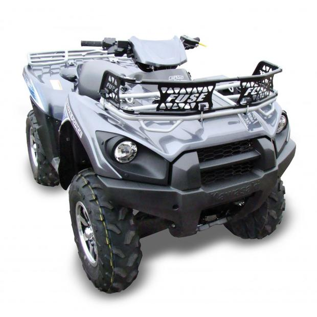 Angle Front Adjustable Rack Extensions ATV