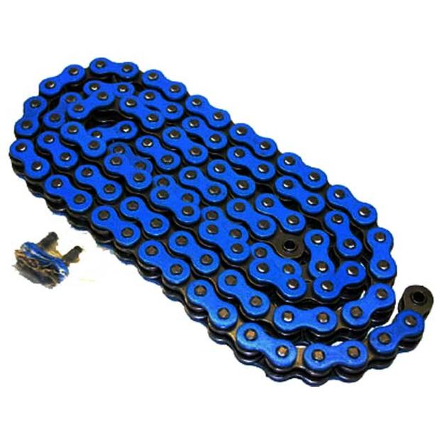 chain 520 5/8x1/4 120 links blue HRT