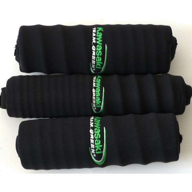 Shock Covers Kawasaki KFX 400 / KFX 450Team Green