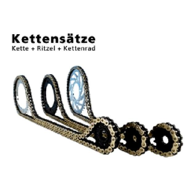 Kettensatz Herkules Adly Her Chee Crossroad Sentinel 220 Tuning O-Ring