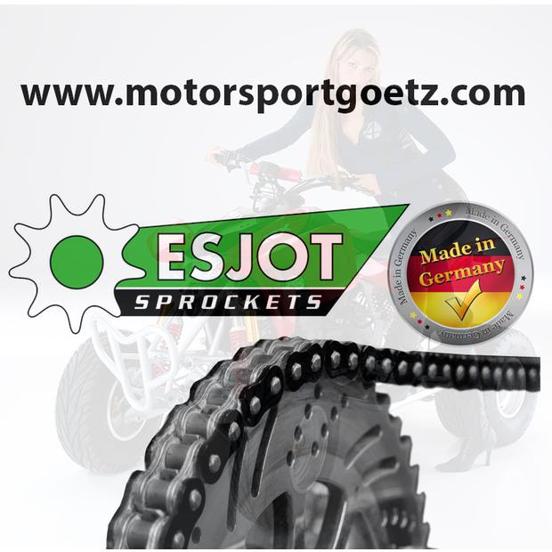 Kettensatz Can AM DS450 Quad Tuning O-Ring verstärkt