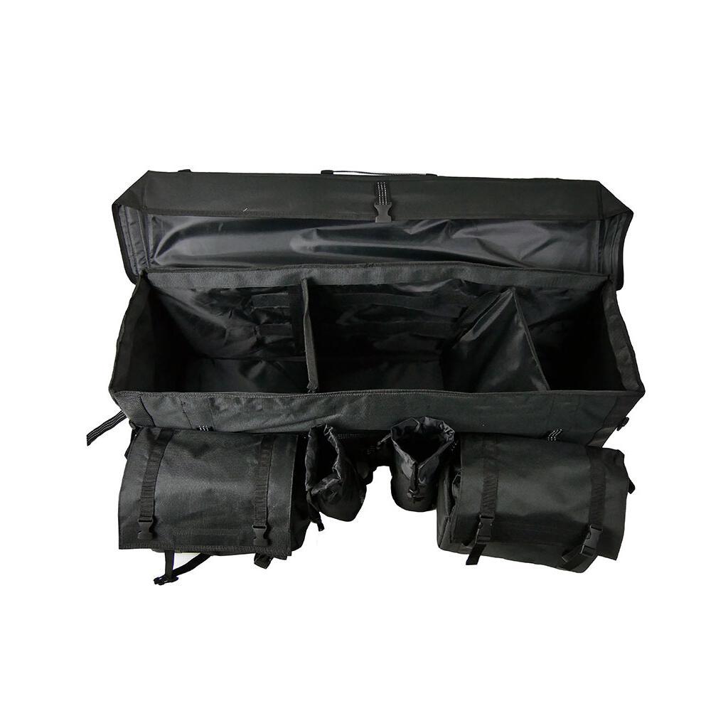 Fermeture Scratch Réglable D/'Arrimage Renforcée avec Boucle en Métal Baggage