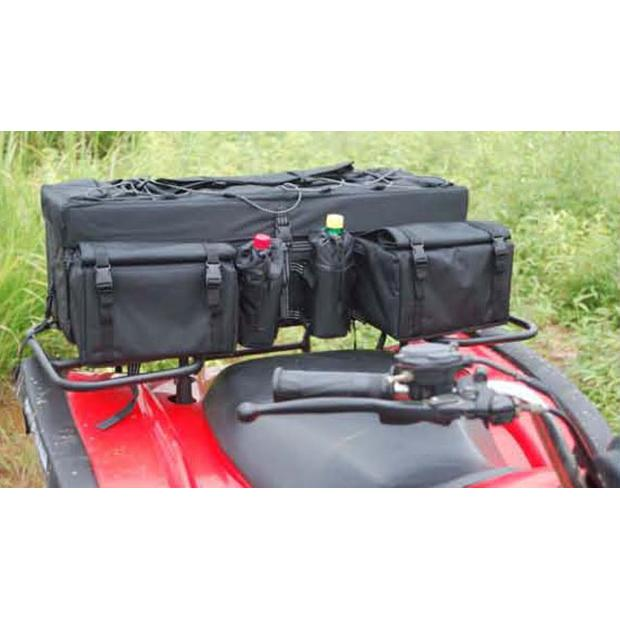 Luggage Bag small Camoflage Quad ATV rack bag soft bag